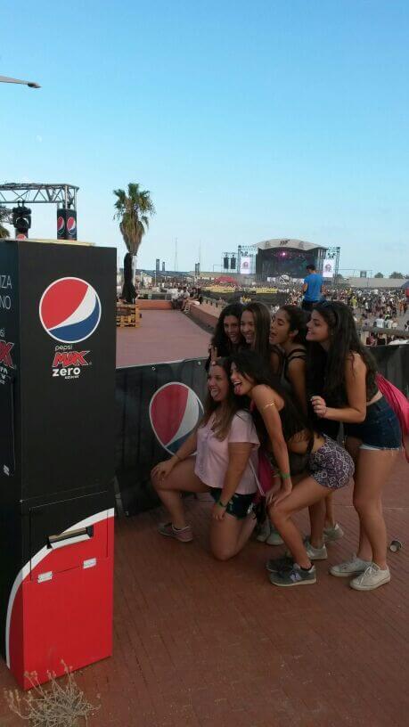 Pepsi-fotomaton