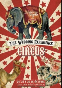 Mi Fotomatón participará en Circus Weedings Style