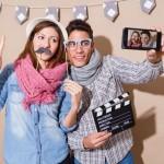 Cómo hacer una sesión de fotos con estilo y glamour con tu fotomatón