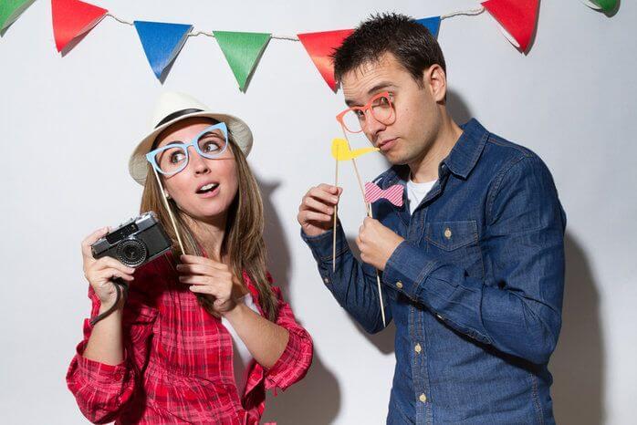 Cómo sacarle el máximo partido a tu fotomatón para eventos