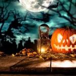 Celebra Halloween con un fotomatón