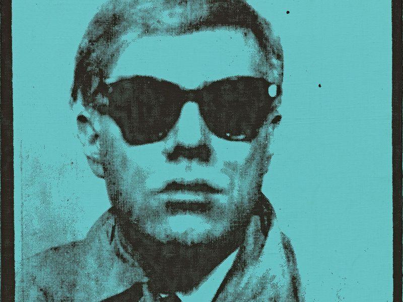 El primer autorretrato de Andy Warhol, tomado en una cabina de fotomatón, será subastado por Sotheby´s