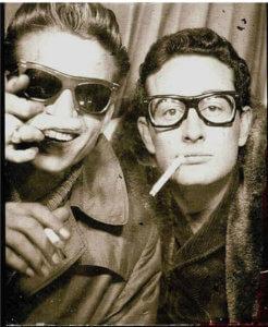 Las fotografías de fotomatón más famosas de la historia - Buddy Holly