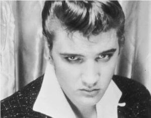 Las fotografías de fotomatón más famosas de la historia - Elvis