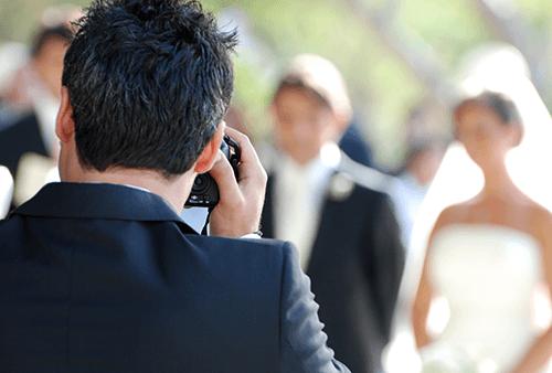 Fotomatón para fotógrafos de bodas