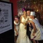 El fotomatón para bodas es algo muy de moda.