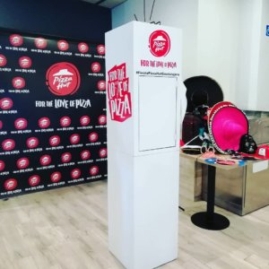 Alquiler de fotomatón en Zaragoza
